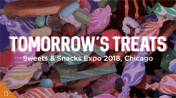 Sweets & Snacks Expo 2018