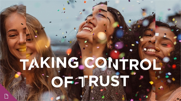 Taking Control of Trust