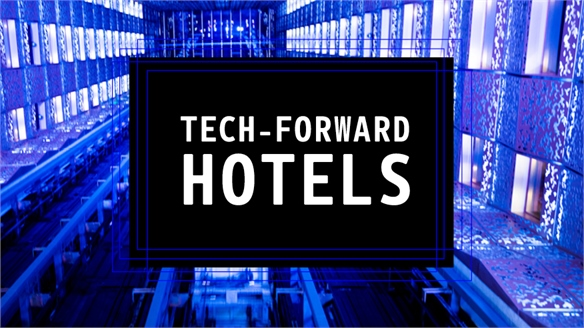 Tech-Forward Hotels
