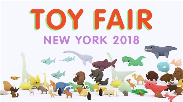 Toy Fair New York 2018