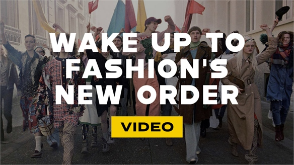 Wake Up To Fashion's New Order