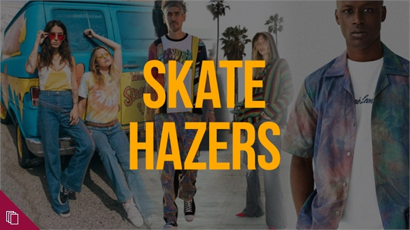 Youth Style Tribes: Skate Hazers