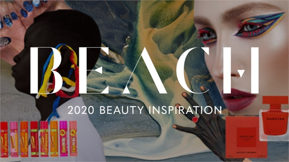 Beach 2020: Beauty Inspiration