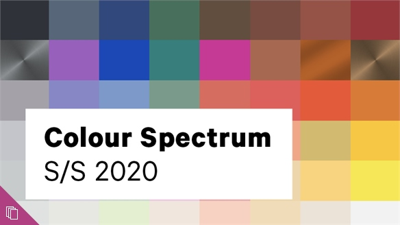 Colour Spectrum S/S 2020
