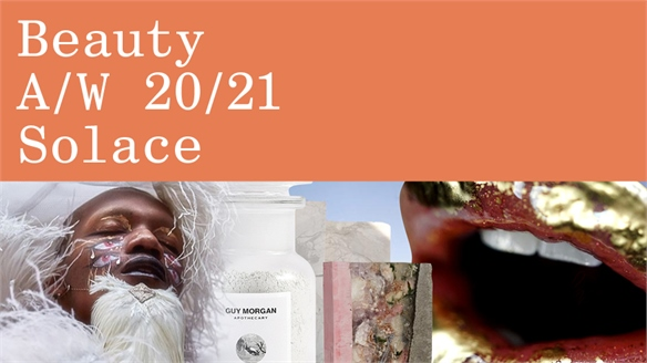 Beauty Directions A/W 20/21: Solace