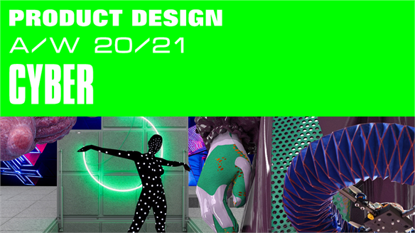 Design Directions A/W 20/21: Cyber