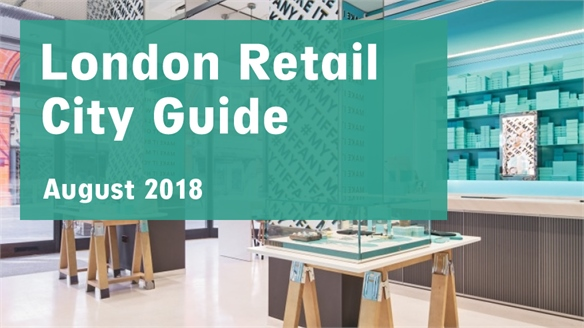 Retail City Guide: London, August 2018