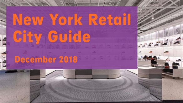 Retail City Guide: NYC, December 2018
