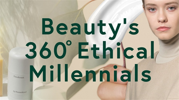 Beauty's 360° Ethical Millennials
