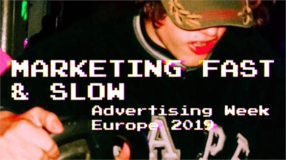 Advertising Week Europe 2019