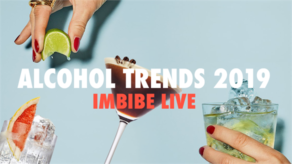 Alcohol Trends 2019: Imbibe Live