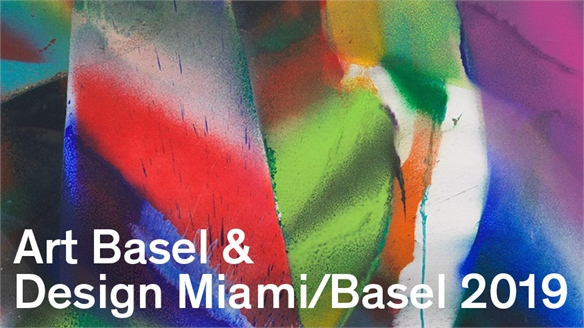 Art Basel & Design Miami/Basel 2019