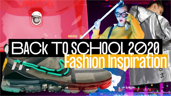 Back to School 2020: Fashion Inspiration