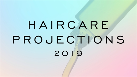 Haircare Projections 2019