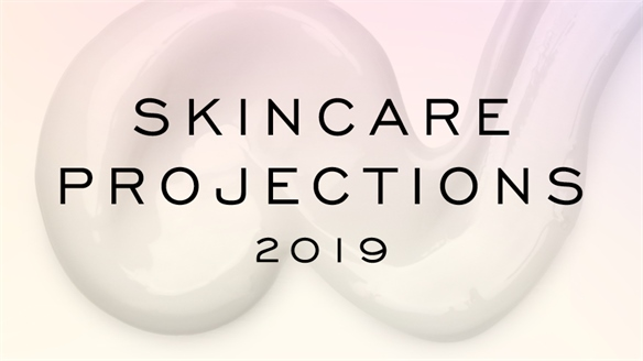 Skincare Projections 2019