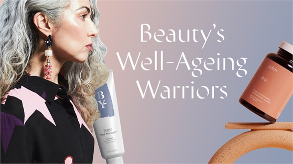 Beauty's Well-Ageing Warriors