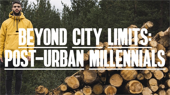 Beyond City Limits: Post-Urban Millennials