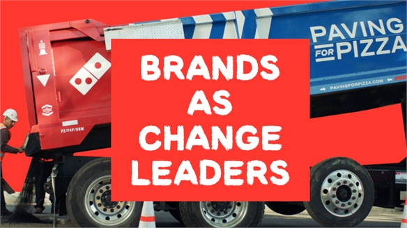 Brands as Change Leaders