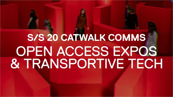 S/S 20 Catwalk Comms: Open-Access Expos & Transportive Tech