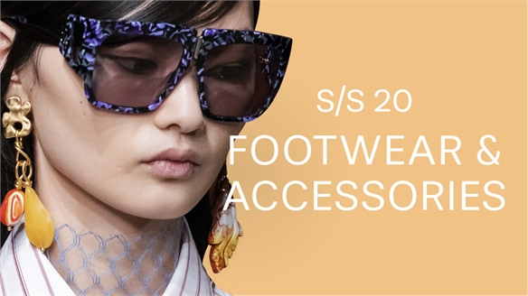 S/S 20: Footwear & Accessories Edit