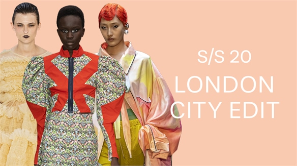 S/S 20: London City Edit