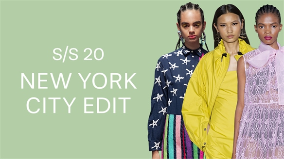 S/S 20: New York City Edit