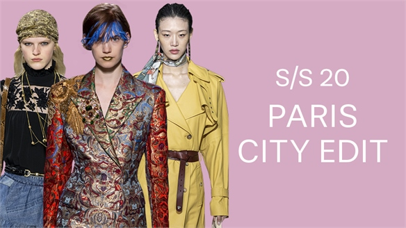 S/S 20: Paris City Edit