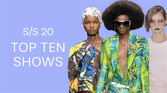 S/S 20: Top 10 Collections