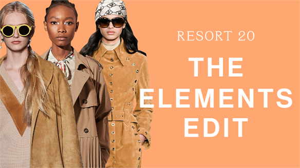 Resort 20: Elements Edit