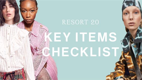 Resort 20: Key Items Checklist
