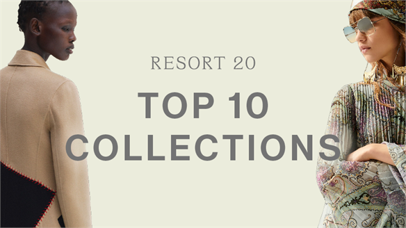 Resort 20: Top 10 Collections
