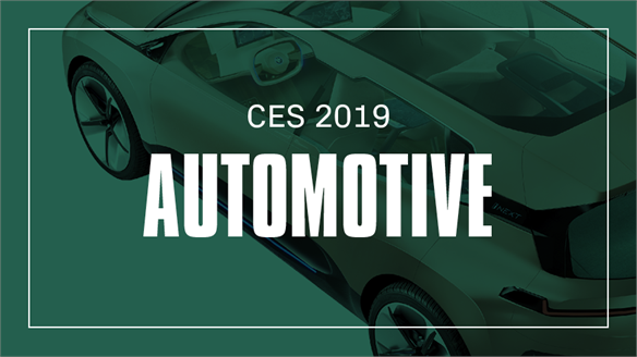 CES 2019: Automotive