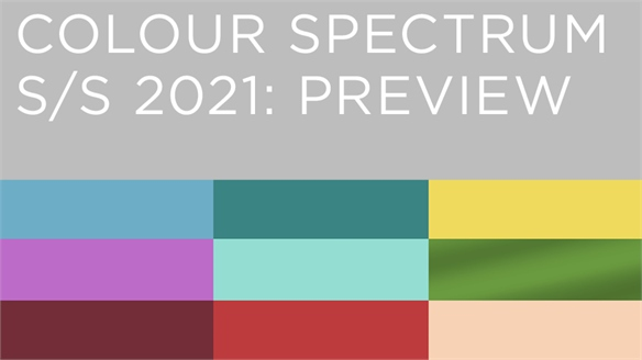 Colour Spectrum S/S 21: Preview