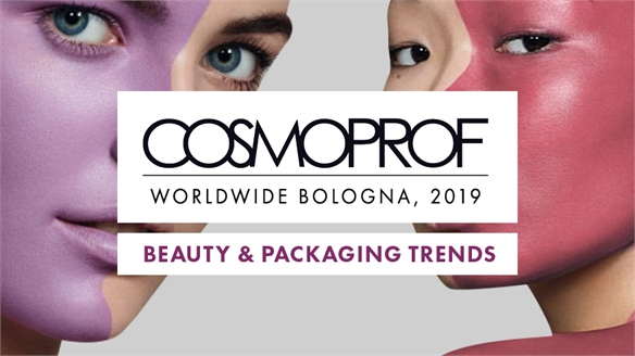 Cosmoprof 2019: Beauty & Packaging Trends