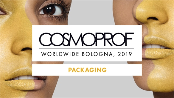 Cosmoprof 2019: Packaging
