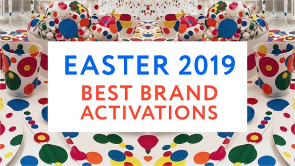 Easter 2019: Best Brand Activations