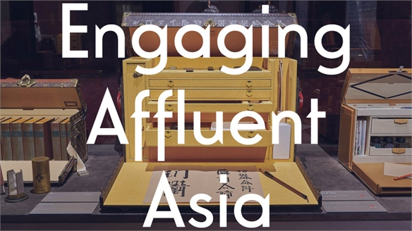Engaging Affluent Asia