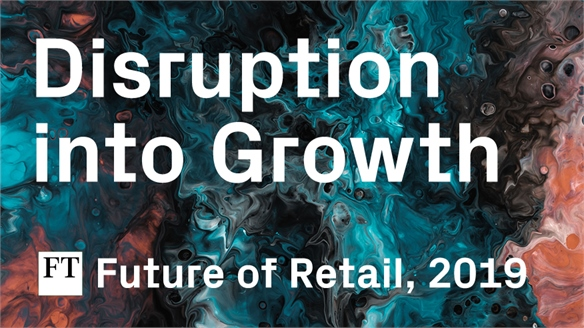 FT Future of Retail 2019, London