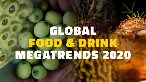 Global Food & Drink MegaTrends 2020: Anuga