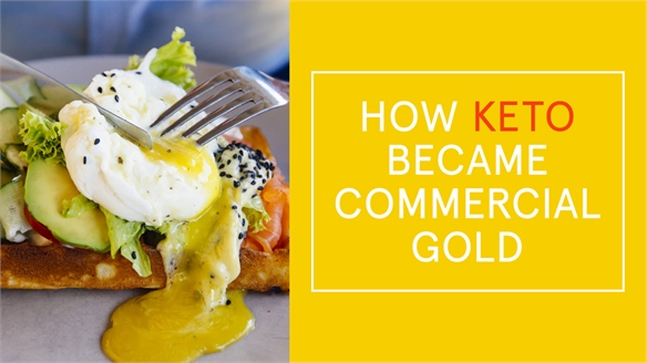 How Keto Became Commercial Gold