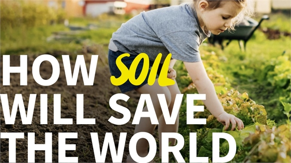 How Soil Will Save the World