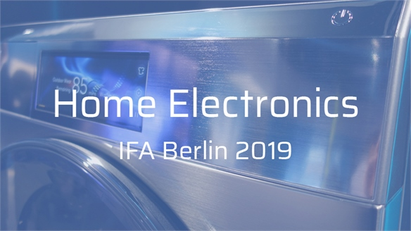 IFA 2019: Home Electronics
