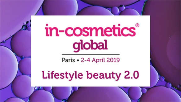 In-Cosmetics 2019: Lifestyle Beauty 2.0