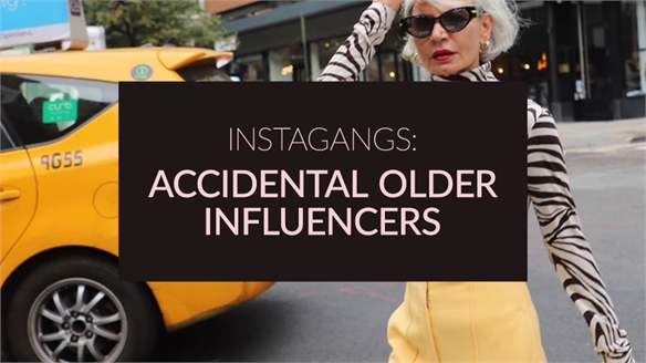 Instagangs: Accidental Older Influencers