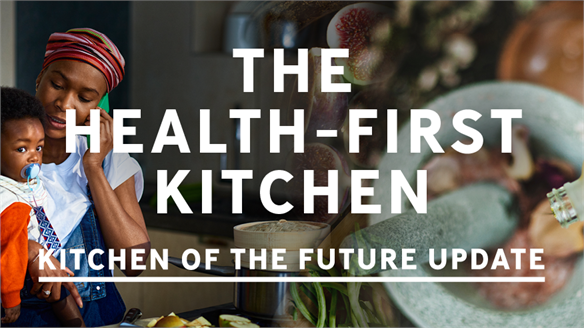 The Health-First Kitchen