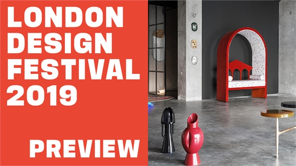London Design Festival 2019: Preview