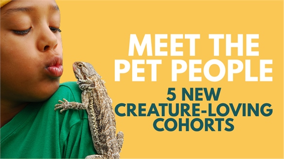 Meet the Pet People: 5 New Creature-Loving Cohorts