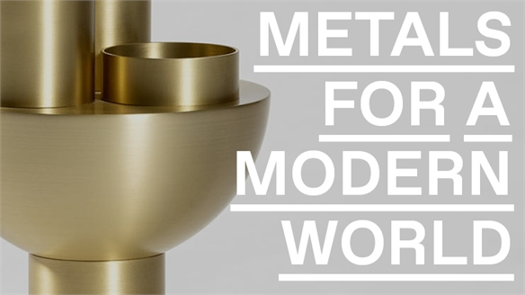 Metals for a Modern World