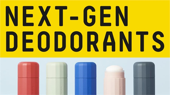 Next-Gen Deodorants