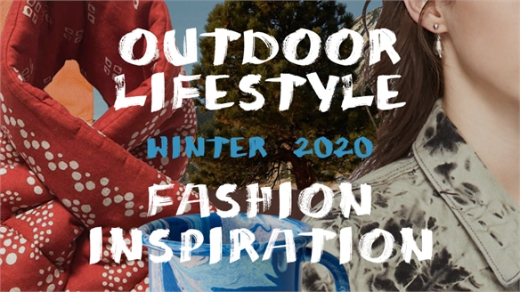 Outdoor Lifestyle Winter 2020: Fashion Inspiration